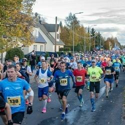 47. Saaremaa kolme päeva jooks - Kristjan Vares (13), Tanel Kannel (464), Erkki Hummal (529), Ivar Sikk (635)