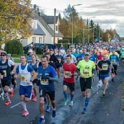 47. Saaremaa kolme päeva jooks - Kristjan Vares (13), Tanel Kannel (464)