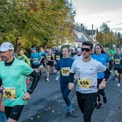 47. Saaremaa kolme päeva jooks - Kaire Matson (331), Martin Veisman (414)