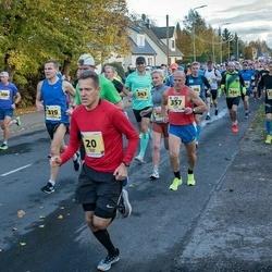 47. Saaremaa kolme päeva jooks - Margus Muld (20), Sergey Lyzhin (357)