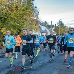 47. Saaremaa kolme päeva jooks - Ingmar Vutt (381), Halmar Heinmets (470)