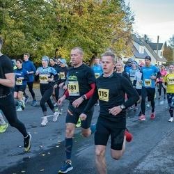 47. Saaremaa kolme päeva jooks - Ott Viirmann (115), Ingmar Vutt (381)