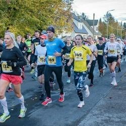 47. Saaremaa kolme päeva jooks - Kairit Valk (132), Raido Puust (169)