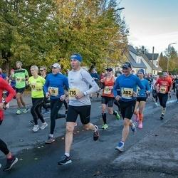 47. Saaremaa kolme päeva jooks - Aleksander Rebane (216), Janek Trepp (382)