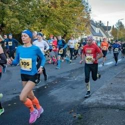 47. Saaremaa kolme päeva jooks - Helina Pärn (106), Reigo Lehtla (452)