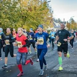 47. Saaremaa kolme päeva jooks - Tuuli Saarniit (329), Sille Kraam (466), Eeva Avik (585), Liisi Viljalo (599)