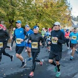 47. Saaremaa kolme päeva jooks - Urmo Karu (163), Annika Veimer (231), Mart Salusaar (399), Kristjan Kuusik (405), Arvi Nõmm (467), Vadim Palamartšuk (556), Liisi Kangro (888)