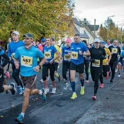 47. Saaremaa kolme päeva jooks - Margo Tormet (41), Kristel Laane (141), Urmo Karu (163), Annely Saar (164), Indrek Peterkopf (277), Eva-Maria Vaher (402), Arvi Nõmm (467), Timo Vares (494)