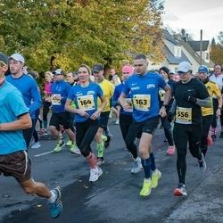 47. Saaremaa kolme päeva jooks - Margo Tormet (41), Kristel Laane (141), Urmo Karu (163), Annely Saar (164), Eva-Maria Vaher (402), Arvi Nõmm (467), Timo Vares (494), Vadim Palamartšuk (556)
