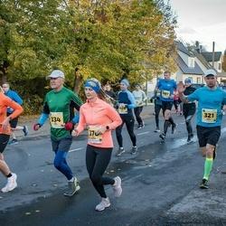 47. Saaremaa kolme päeva jooks - Külli Taro (148), Jan Kõrva (321), Koit Veiler (334), Anu Maasik (376), Krista Suppi (426), Mikk Kruusmägi (987)
