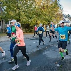 47. Saaremaa kolme päeva jooks - Jan Kõrva (321), Anu Maasik (376), Krista Suppi (426), Mikk Kruusmägi (987)