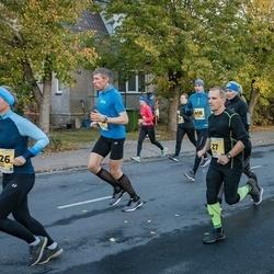 47. Saaremaa kolme päeva jooks - Erkki Metsa (27), Koit Pruunlep (418), Krista Suppi (426)