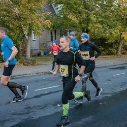 47. Saaremaa kolme päeva jooks - Erkki Metsa (27), Maili Pajuri (406)