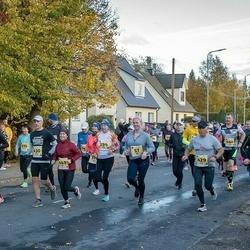 47. Saaremaa kolme päeva jooks - Sven Padjus (262), Kaire Kallak (394), Mart Aru (413), Andrei Lopsik (429), Asso Treksler (430), Evelin Paju (441), Ain Kurvits (444), Tiina Anderson (489), Riina Kukk (517), Zaira Sorokina (575)