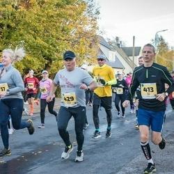 47. Saaremaa kolme päeva jooks - Aurika Reiles (202), Mart Särg (205), Sven Padjus (262), Vilvi Ratas (281), Kaire Kallak (394), Mart Aru (413), Andrei Lopsik (429)