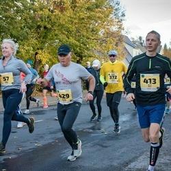47. Saaremaa kolme päeva jooks - Aurika Reiles (202), Sven Padjus (262), Urmas Põldre (372), Kaire Kallak (394), Mart Aru (413), Andrei Lopsik (429)