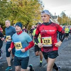 47. Saaremaa kolme päeva jooks - Liis Mikk (11), Madis Paltser (212), Sven Padjus (262), Urmas Urva (641)