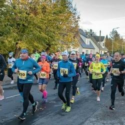 47. Saaremaa kolme päeva jooks - Tiina Muts (177), Kristin Arm (222), Tanel Saue (250), Marju Lepmets (290), Margus Rajaver (326), Rein Kane (352), Triin Teppo (481)