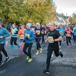 47. Saaremaa kolme päeva jooks - Ingrid Kruusmann (61), Kristin Arm (222), Tanel Saue (250), Ingrid Piht (251), Merli Randoja (256), Taavi Azarov (325), Margus Rajaver (326), Rein Kane (352), Tiina Teidla (711)