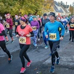 47. Saaremaa kolme päeva jooks - Karin Sahar-Lambinen (22), Gredi Rohtla (59), Silja Põder (210), Ingrid Piht (251), Danilo Piht (252), Tiina Kirs (282), Monika Tomingas (293)