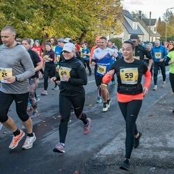 47. Saaremaa kolme päeva jooks - Rivo Subi (25), Gredi Rohtla (59), Renee Tuul (113), Kaja Õispuu (610)