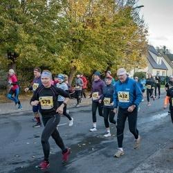 47. Saaremaa kolme päeva jooks - Aleksandr Ljapustin (275), Meeli Laos (301), Siim Lääts (337), Tõnu Pullerits (432), Mai Viirmann (579), Anneli Prodel (631)