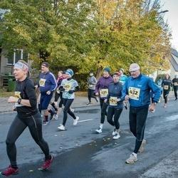 47. Saaremaa kolme päeva jooks - Aleksandr Ljapustin (275), Siim Lääts (337), Tõnu Pullerits (432), Anu Käver (557), Anneli Prodel (631)