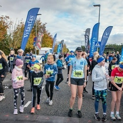 47. Saaremaa kolme päeva noortejooks - Reti Kajari (46), Saara Kajari (47), Mia Lii Kaigas (75), Emil Kaigas (76), Lisett Alt (108), Annabel Raudsepp (131), Anna-Rebecca Rosen (170), Merili Käsper (196)