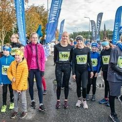 47. Saaremaa kolme päeva noortejooks - Daniel Piht (29), Reti Kajari (46), Saara Kajari (47), Henri Säkk (52), Liv Leivo (67), Annabel Raudsepp (131), Merili Käsper (196), Margarita Vaha (220)