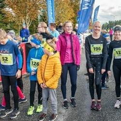 47. Saaremaa kolme päeva noortejooks - Henri Säkk (52), Herta Kesküla (58), Mikk-Mihkel Engel (126), Annabel Raudsepp (131), Merili Käsper (196)