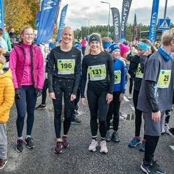 47. Saaremaa kolme päeva noortejooks - Henri Säkk (52), Herta Kesküla (58), Arkos Raian King (114), Mikk-Mihkel Engel (126), Annabel Raudsepp (131), Merili Käsper (196)