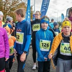 47. Saaremaa kolme päeva noortejooks - Richard Vlassov (40), Henri Säkk (52), Mikk-Mihkel Engel (126), Margarita Vaha (220)