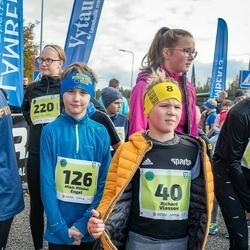 47. Saaremaa kolme päeva noortejooks - Richard Vlassov (40), Mikk-Mihkel Engel (126), Merili Käsper (196), Margarita Vaha (220)