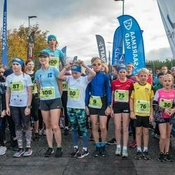 47. Saaremaa kolme päeva noortejooks - Holger Vitsur (9), Marit Tarm (30), Romet Ridalaan (71), Mia Lii Kaigas (75), Emil Kaigas (76), Karmel Jano (80), Meri-Lill Plagnaud (87), Lisett Alt (108), Ravo Puusepp (195), Mette Merit Peenoja (219)