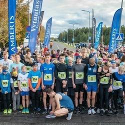 47. Saaremaa kolme päeva noortejooks - Raimond Parts (2), Roberts Aleksis Glazers (3), Oliver Grauen (4), Ranno Kannel (5), Holger Vitsur (9), Kristofer Käen (31), Anna Mia Atonen (36), Alex Ojava (38), Henri Säkk (52), Herta Kesküla (58), Kaspar Grauen (83), Sixten Suppi (94), Arkos Raian Kin