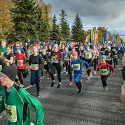 47. Saaremaa kolme päeva noortejooks - Jete Mari Jürjo (12), Berit Kant (26), Madleen Ambur (86), Johan Pajur (141), Henrik Tammiste (224), Emma Sophia Pukk (777)