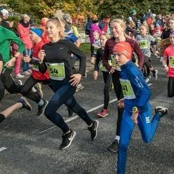 47. Saaremaa kolme päeva noortejooks - Grete Kant (27), Maria Tammiste (54), Laura Looskari (112), Johan Pajur (141), Emma Runge (214)