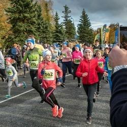 47. Saaremaa kolme päeva noortejooks - Rudolf Jürviste (20), Emili Leemet (130), Emma-Luisa Pajur (142), Joosep Õispuu (173), Kristelle Tormet (204)