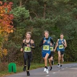 47. Saaremaa kolme päeva noortejooks - Raimond Parts (2), Roberts Aleksis Glazers (3), Kert Kask (165)