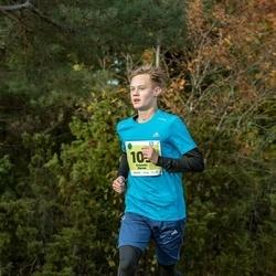 47. Saaremaa kolme päeva noortejooks - Kristofer Kerno (109)