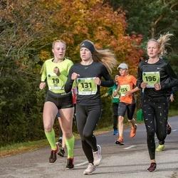 47. Saaremaa kolme päeva noortejooks - Eliise Luks (19), Annabel Raudsepp (131), Karl Mihkel Põldre (155), Merili Käsper (196)