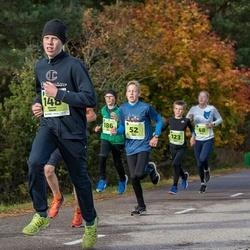 47. Saaremaa kolme päeva noortejooks - Henri Säkk (52), Liivika Paas (68), Nils-Eric Uibo (123), Markus Tamm (148), Sten Aljas (186)