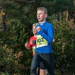 47. Saaremaa kolme päeva noortejooks - Kaur Kannel (102)