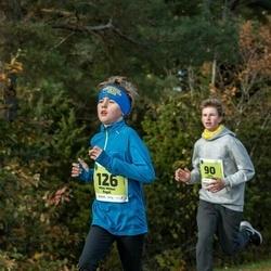 47. Saaremaa kolme päeva noortejooks - Kevin Laanekivi (90), Mikk-Mihkel Engel (126)