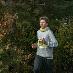 47. Saaremaa kolme päeva noortejooks - Kevin Laanekivi (90)