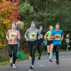 47. Saaremaa kolme päeva noortejooks - Jete Mari Jürjo (12), Maria Miller (98), Arkos Raian King (114)