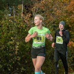 47. Saaremaa kolme päeva noortejooks - Erik Loorand (78), Karolin Meeri Meos (85)