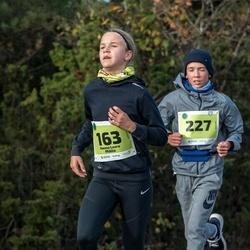47. Saaremaa kolme päeva noortejooks - Hanna Loore Mällo (163)