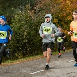 47. Saaremaa kolme päeva noortejooks - Adeele Neitsov (24), Mihkel Keso (160), Oliver Leppik (200)