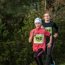 47. Saaremaa kolme päeva noortejooks - Emma-Luisa Pajur (142), Anna Malena Kuris (669)